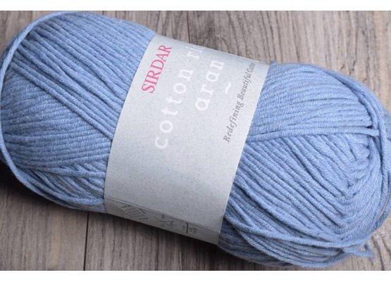 Image of Sirdar Cotton Rich Aran