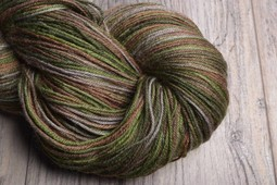 Image of Cascade Heritage Silk Paints 9953 Forest Green