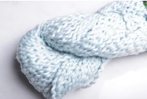 Florafil Bulky Cotton Baby Blue