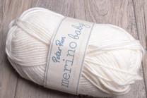 Image of Peter Pan Merino Baby 3030 White