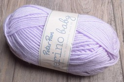 Image of Peter Pan Merino Baby 3034 Lilac