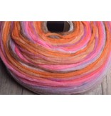 Image of Noro Rainbow Roll 1011 Orange, Pink