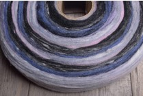 Noro Rainbow Roll 1001 Grey, Blue, Black