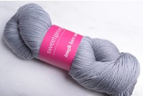 Sweet Georgia Tough Love Sock Yarn Silver