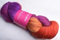 Image of Sweet Georgia Tough Love Sock Yarn Modern Mandarin