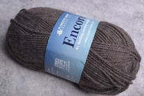 Image of Plymouth Encore Worsted 6001 Racoon