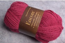 Plymouth Encore Worsted 1607 Merlot