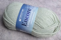 Image of Plymouth Encore Worsted 1231 Pale Greenhouse