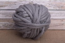 Love Fest Fibers Tough Love, 50 yard, Graphite Gray
