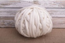 Love Fest Fibers Tough Love, 50 yard, Natural White