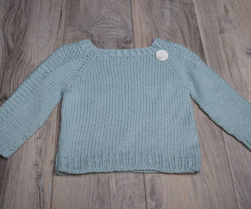 """""""Flax"""" Baby Sweater, Wednesday, August 23, 30;  6:00-8:00PM"""