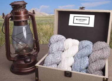 Image of Blue Sky Fibers American Scenic