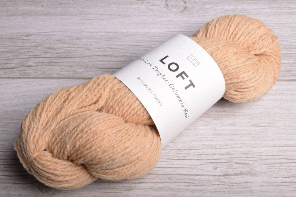 Image of Brooklyn Tweed Loft Tallow