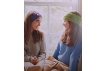 Kids' Knitting Workshop, Session 4, Toasty Headband, Wednesday, October 4, 11; 4:00-5:00PM