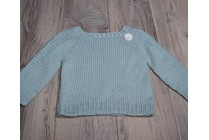 """Flax"" Baby Sweater, Wednesday, September 13, 20, 27; 6:00-8:00PM"
