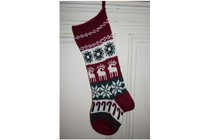 Heritage Christmas Stocking, Friday, September 8, 22; 3:00-5:00PM
