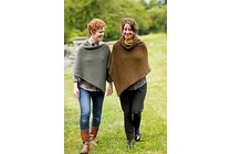 Easy Folded Poncho, Saturday, September 9, Oct. 14; 1:00-3:00PM