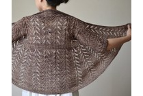 Hitofude Cardigan, Monday, September 11, 25, Oct. 16; 6:00-8:00PM