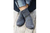 Cuff Down Sock, Friday, September 8, 15, 22, 29; 1:00-3:00PM