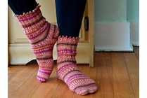 Afterthought Everything Sock, Monday, October 2, 23, 30; 6:00-8:00PM
