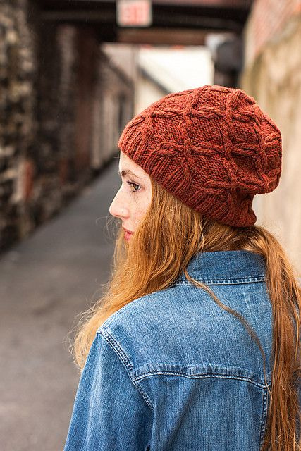 Scrollwork Hat or Cowl, Wednesday, October 4, 18; 6:00-8:00PM