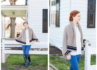 Wool & Co. Feature Pattern of the Week - Flying Squirrel