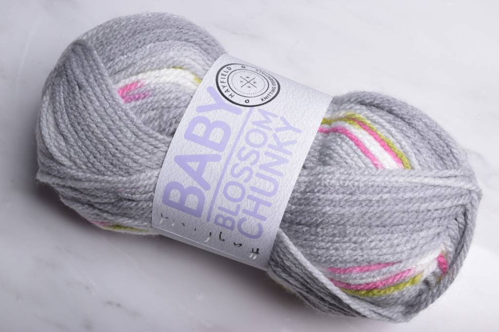 Hayfield Baby Blossom Chunky 356 Budding Babe - Wool and Company ...