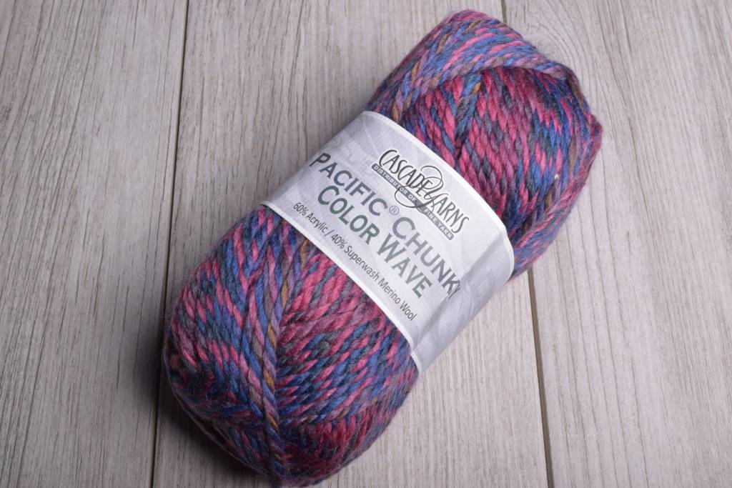 Image of Cascade Pacific Chunky Color Wave 405 Punk