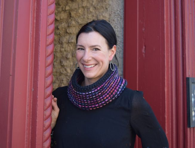 Wool & Co. Feature Pattern of the Week - City Lights Cowl