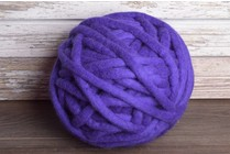 Love Fest Fibers Tough Love, 50 yard, Electric Purple