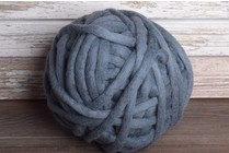 Love Fest Fibers Tough Love, 50 yard, Blue Jean