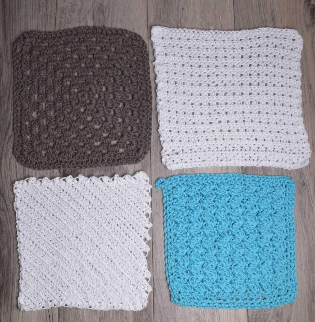Crochet 101, Thursday, November 2, 9, 16, 30; 3:00-5:00PM