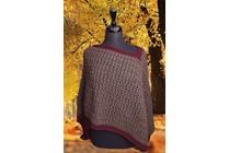 Effortless Chic Crochet Poncho, Saturday, November 4, 18; 3:00-5:00PM