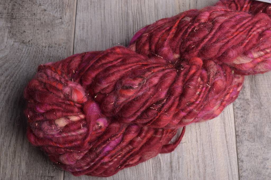 Image of Knit Collage Cast Away Strawberry Sparkle