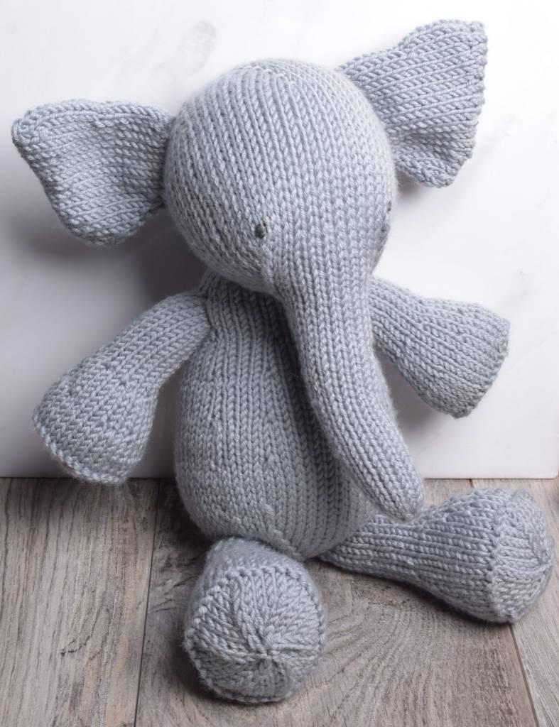 Elijah the Elephant, Saturday, November 4, 11, December 2; 1:00-3:00PM