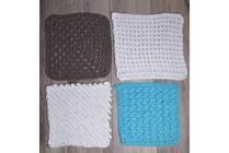 Crochet 101, Wednesday, October 18, 25, November 1, 8; 12:00-2:00PM