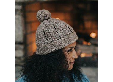 Wool & Co. Feature Pattern of the Week - Wayah Beanie