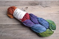 Wonderland March Hare Mini-Skein Braids 104 Land of Wonders
