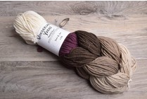 Wonderland March Hare Mini-Skein Braids 58 Toast & Jam