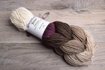 Image of Wonderland March Hare Mini-Skein Braids 58 Toast & Jam