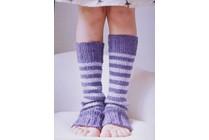 Kids' Knitting Workshop 6, Stripy Legwarmers, Wednesday, January 10,24; 4:00-5:00PM
