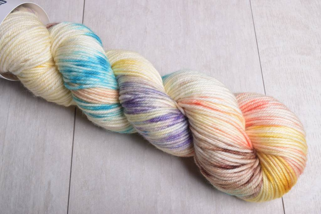 Image of Brew City Yarns Impish DK Tiger Lily