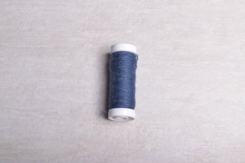 Image of Lang Fersenwolle Sock Reinforcement Thread 7 Storm Blue
