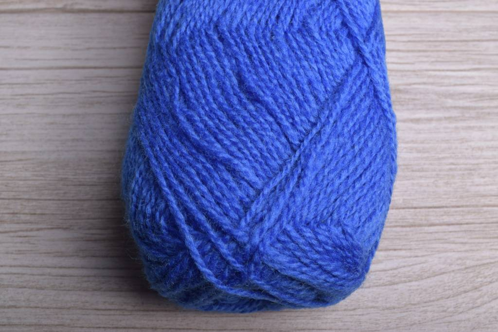 Image of Rauma Finullgarn 437 Bright Royal Blue