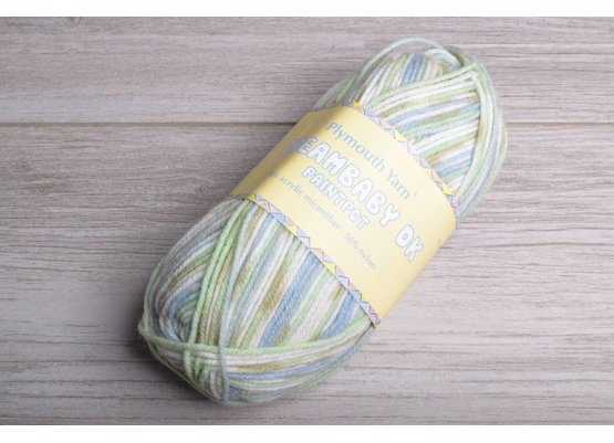 Plymouth Dream Baby DK Paintpot