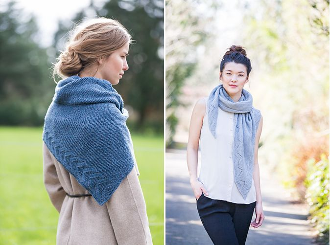 Wool & Co. Feature Pattern of the Week - Scalene
