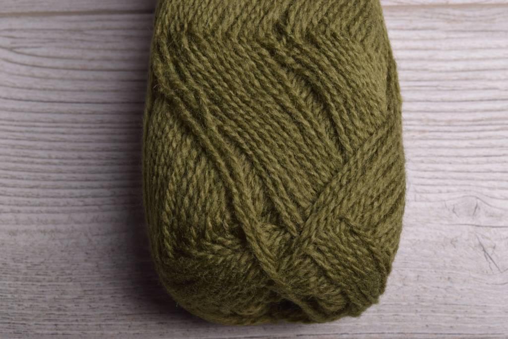 Image of Rauma Finullgarn 476 Dark Olive Green