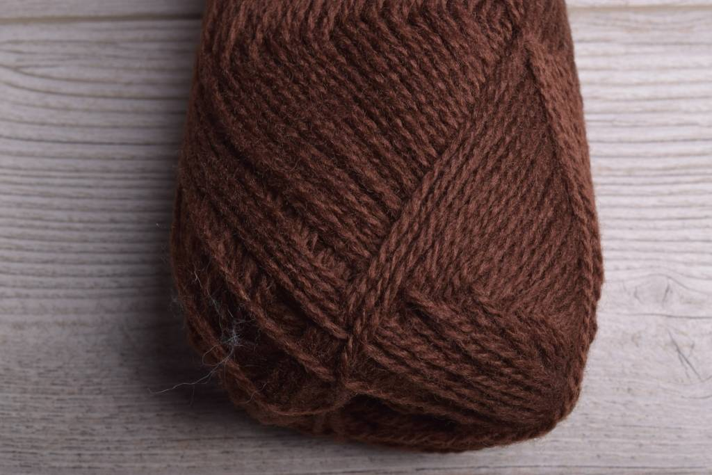 Image of Rauma Finullgarn 4064 Medium Brown