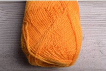 Image of Rauma Finullgarn 4305 Bright Yellow Orange
