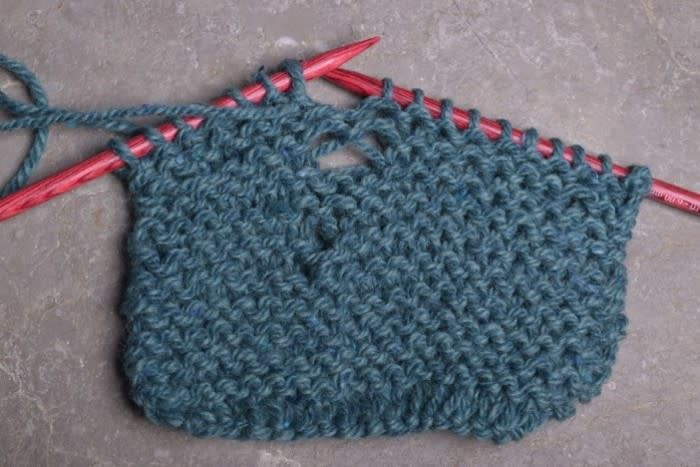 Fixing Knitting Mistakes, Saturday, April 28; 12:00-2:00PM